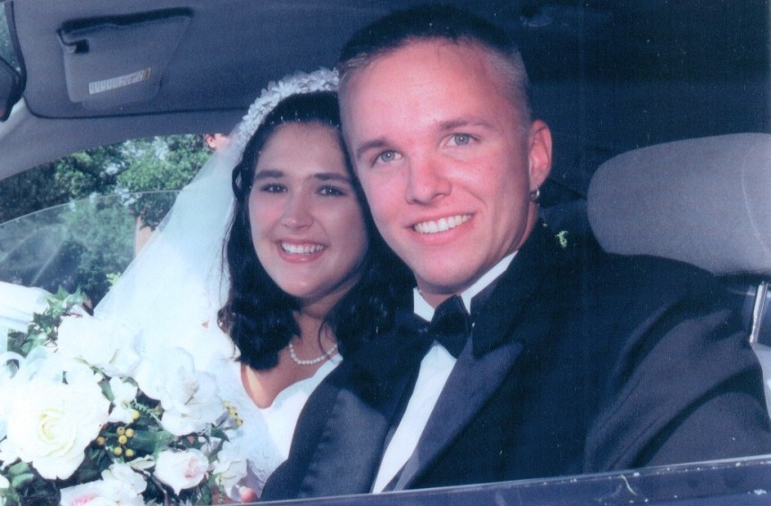Joel & Lauren, Wedding Day, May 20 2000