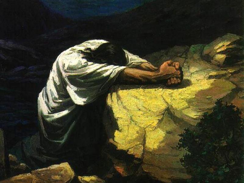 The Prayer Life ofJesus