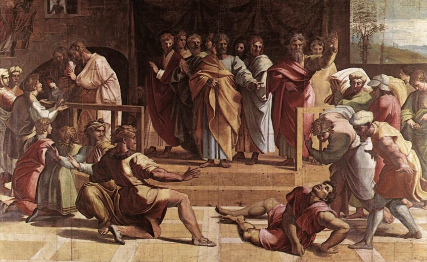 Who Murdered Ananias & Sapphira? — Richard Murray