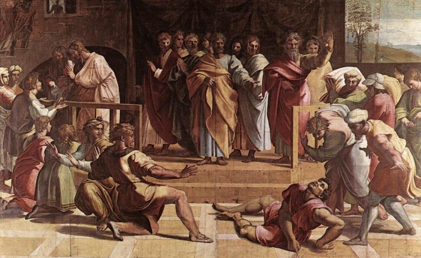 Who Murdered Ananias & Sapphira? — RichardMurray
